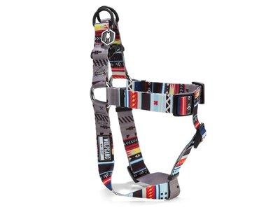 Honden Harnas met Indiaanse  design - Wolfgang NativeLine Hondentuigje - in S/M/L/XL