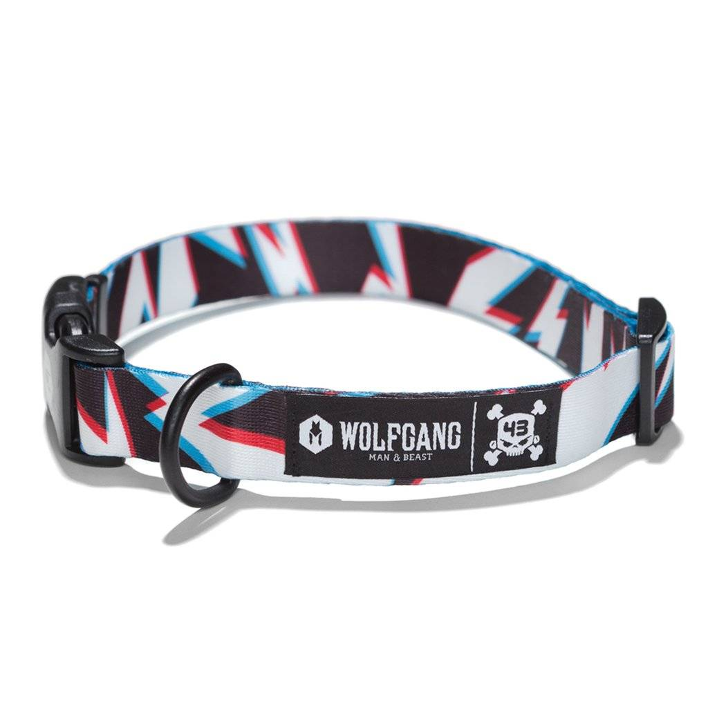 Block43 Racing 3D Honden Halsband