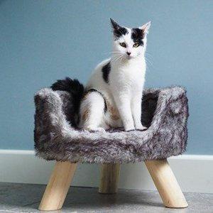 Luxe Kattenmand op Pootjes