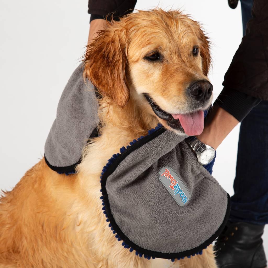Absorberende Handdoek voor Honden