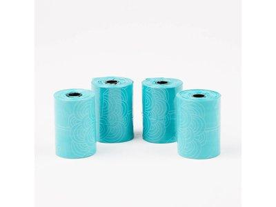 HandiPod Clean Refill-pakket met handgel en twee rollen poepzakjes of HandiPod Bag Refills - Navulling voor KONG HandiPOD