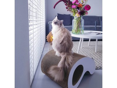 Design Krabmeubel voor Grote en Kleine Katten