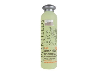 Greenfields After Bite Shampoo bij Geïrriteerde Huid