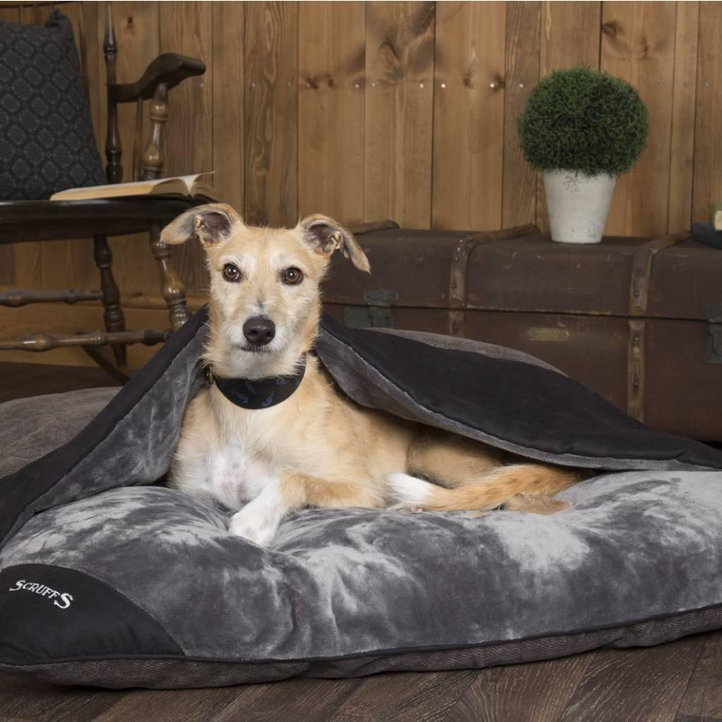Zacht Hondenkussen met Anti-Slip Onderzijde
