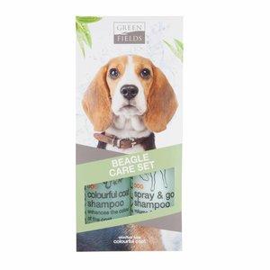 Greenfields Beagle Vacht Verzorgingsset - Shampoo en Spray
