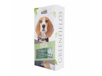 Beagle Vacht Verzorgingsset - Shampoo en Spray