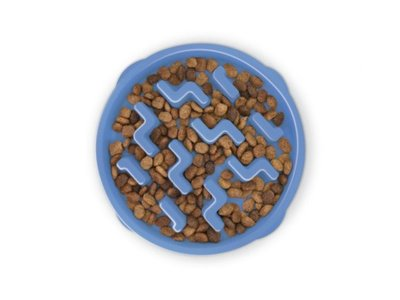 Anti Schrokbak Voerbak Honden - Outward Hound - 5 kleuren in maat XS/S/M