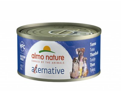 Almo Nature Alternative Natvoer voor honden - Tonijn
