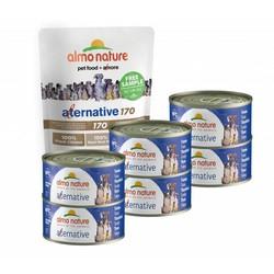 Almo Nature Alternative Natvoer pakket voor honden - Tonijn