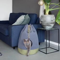 Opvouwbaar Kattenhuis voor Grote Katten