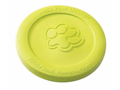 Flexibele Hondenfrisbee - van Onverslijtbaar Stevig Materiaal - Zogoflex Zisc - Blauw, Groen, Oranje of Glow in the Dark in Small of Large - B Corp