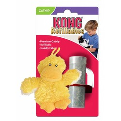 Kong pluche kattenspeelgoed voor catnip