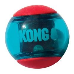 Kong Rubber Stuiterbal met Pieper