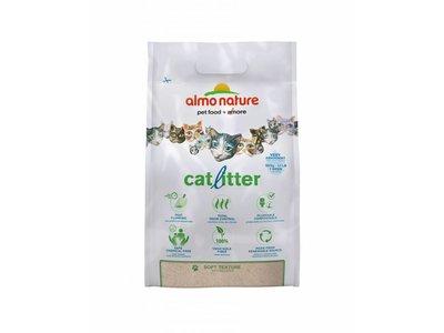 Almo Nature Zuinige Kattenbakvulling Klontvormend en Milieuvriendelijk - in 2.27kg of 4.54kg