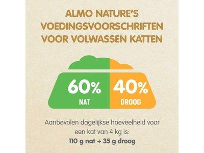 Almo Nature Maand Voedingspakket voor Katten - Droogvoer + Natvoer