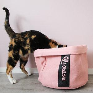 Kattenmand met kussentje