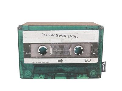 Katten Krabmeubel mixtape voor kleine katten