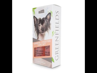 Naakt Honden Vacht Verzorgingsset - Shampoo set van twee stuks