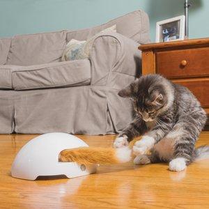Automatisch Kattenspeelgoed met Rondzwaaiende Vossenstaart