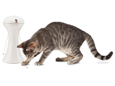 Automatisch Kattenspeelgoed Multi-Laser - FroliCat - Automatisch uitschakeling, werkt op batterijen