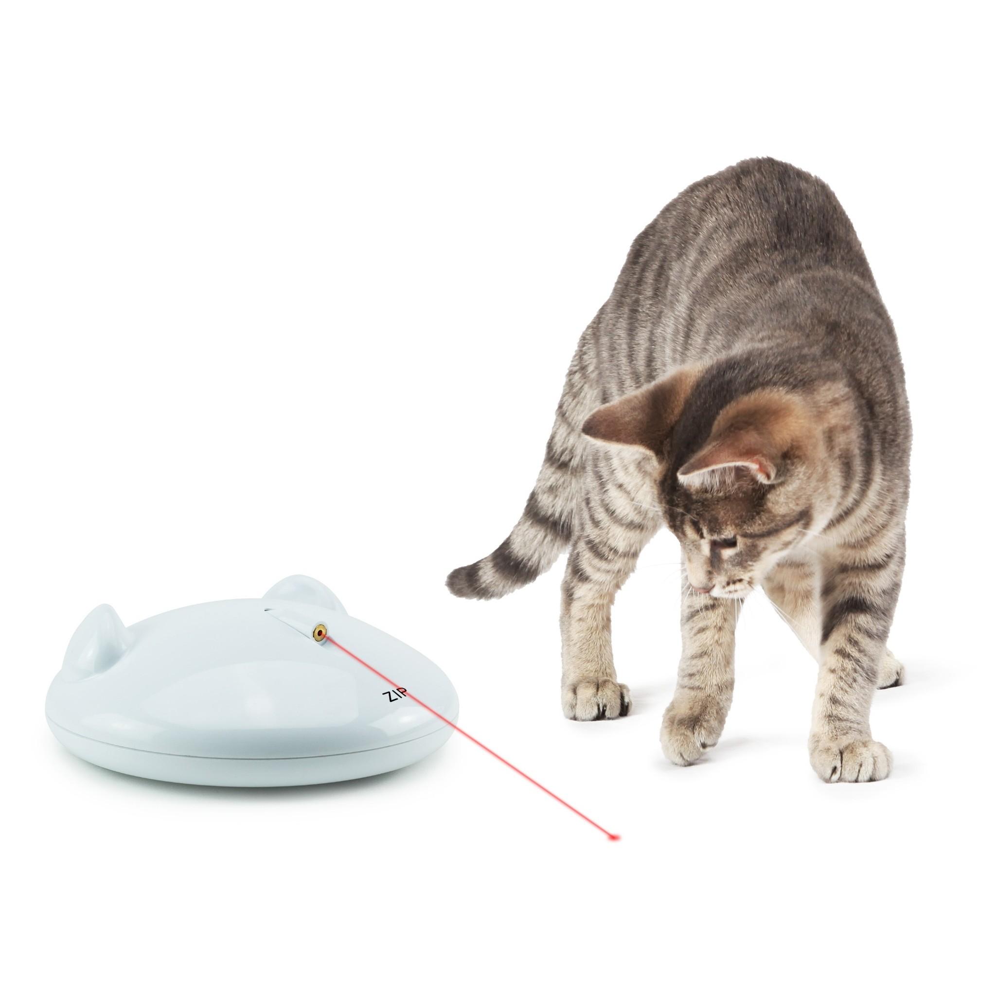 Automatisch Kattenspeelgoed met Laserstraal