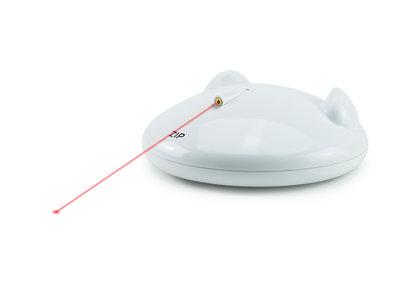 FroliCat  Zip Automatisch Kattenspeelgoed met Laserstraal