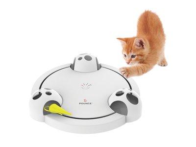 FroliCat Pounce Ronddraaiend Kattenspeelgoed