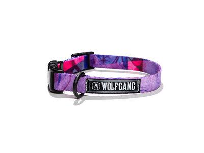 Stijlvolle Kleurrijke Honden Halsband - Wolfgang DayDream - Verstelbaar in S/M/L