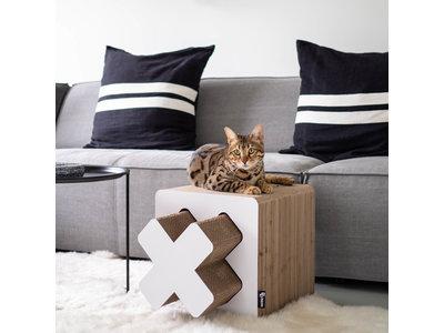 Krabmeubel voor Katten - TREASURE Large