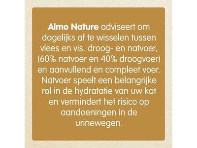 Almo Nature Natvoer voor Kittens - Holistic Mousse - 24 x 85g