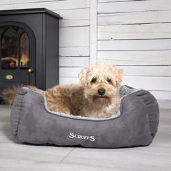 Comfortabele Gevoerde  Hondenmand in S/M/L/XL