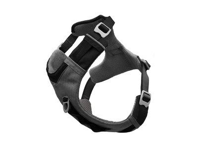 Kurgo Journey Air hondenharnas voor actieve honden - Eenvoudig te bevestigen en zichtbaar in het donker - van XS tot XL