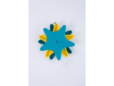 Star Spinner interactieve hondenpuzzel