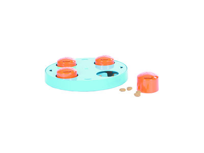 Mini Treat Wheel interactieve hondenpuzzel - Level 3 - Outward Hound