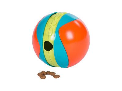 Outward Hound - Treat Chaser -Interactieve hondenpuzzel - Snackbal - Geschikt voor pups en kleine honden