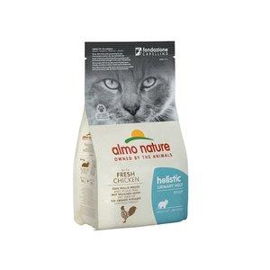 Almo Nature Holistic Droogvoer voor katten met urinewegproblemen  - Almo Nature Urinary Help - 400g of 2kg