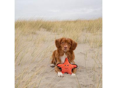 Beco Pets - Pluche Hondenknuffel met Pieper - Sindy de Zeester