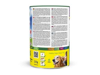 Verm-X Crunchy 100% natuurlijke Hondenkoekjes (325gr)  - Dagelijkse snack vol  essentiële vitaminen en mineralen
