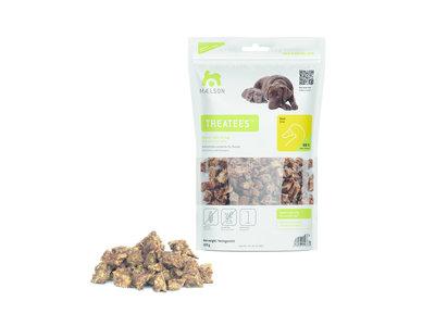 Maelson Treatees gezonde hondensnacks (eend) 100gr - 100% natuurlijk
