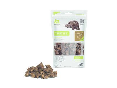 Maelson Treatees gezonde hondensnacks (wild) 100gr - 100% natuurlijk