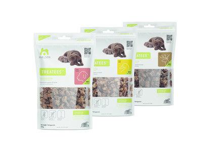 Hondensnacks (lam) 100gr - 100% Natuurlijk en gezond - Maelson Treatees