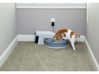 Simply Clean zelfreinigende kattenbak