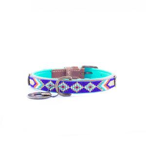 Hondenhalsband Stella Blue