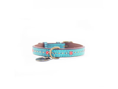 Dog with a Mission hondenhalsband Janis