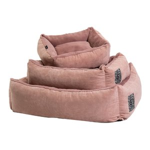 Comfortabele Hondenmand Victoria - Roze