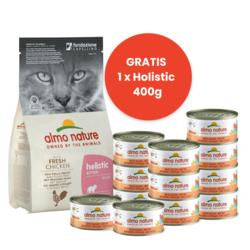 Almo Nature Kittenpakket voor Kittens