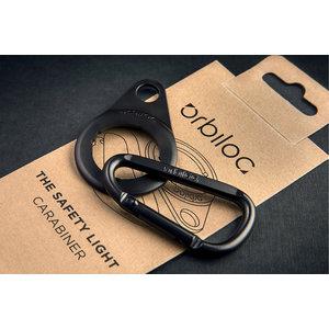 Orbiloc Carabiner  - bevestigingshaak