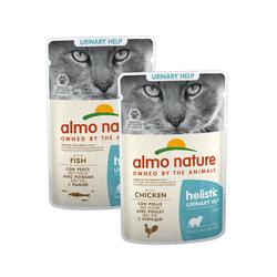 Natvoer voor Katten met Urinewegproblemen - Holistic Urinary Help Pouch - 30 x 70g