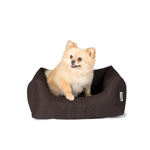 Comfortabele Hondenmand Chocolate Brown - Small