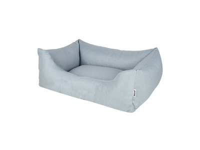 Comfortabele Hondenmand Slate Blue met afneembare & wasbare hoes - Rebel Petz - in S/M/L/XL